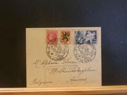 92/462  LETTRE FRANCE 1947 POUR LA BELG. - Unclassified