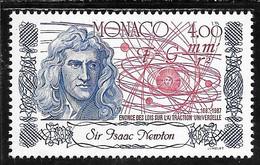 MONACO  N°1607 ** TB SANS DEFAUTS - Unused Stamps
