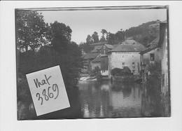 EYMOUTIERS 87 HAUTE VIENNE PHOTO ORIGINALE MOULIN MINOTERIE - Orte