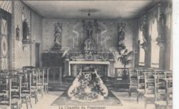 MICHELBEKE ??? / PENSIONNAT DES SOEURS FRANCISCAINES  / CHAPELLE 1912 - Brakel