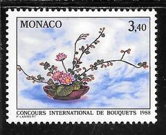 MONACO  N°1598 ** TB SANS DEFAUTS - Unused Stamps