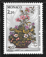 MONACO  N°1597 ** TB SANS DEFAUTS - Unused Stamps