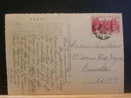 92/488 CP FRANCE 1948 POUR LA BELG. - Unclassified
