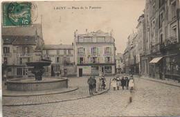 77 LAGNY   Place De La Fontaine - Lagny Sur Marne