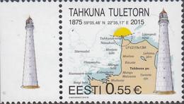 Estonia 2015 Tahkuna Tuletorn. Michel 839 - Lighthouses