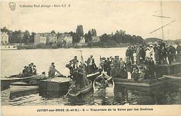 91 - JUVISY Sur ORGE - Traversée De La Seine Par Les Ondines - Juvisy-sur-Orge