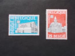 Belgique    -  CEPT   N° 2367 /68  Année 1990  Neuf XX ( Voir Photo ) - 1990