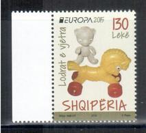 Albanien / Albania / Albanie 2015 EUROPA ** - 2015