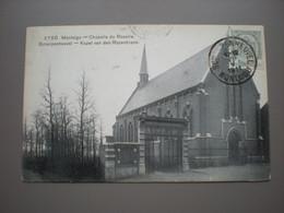 MONTAIGU - SCHERPENHEUVEL - KAPEL VAN DEN ROZENKRANS 1911 - Scherpenheuvel-Zichem