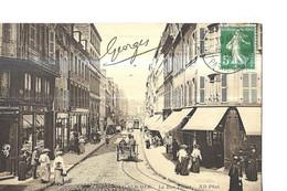 BOULOGNE SUR MER    RUE THIERS   BOUTIQUES    PERSONNAGES    DEPT 62 - Boulogne Sur Mer