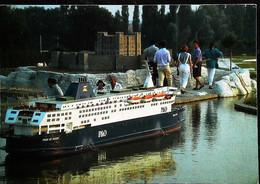 ►    Mini Europe Bruxelles Jumbo Ferry  P&O - Transbordadores