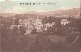 Dépt 71 - LA GRANDE-VERRIÈRE - Vue Panoramique - (Éditeur : Coll. Parisot) - Altri Comuni