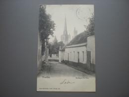 NIVELLES 1908 - MONTAGNE DU PARC - NELS SERIE 76 N° 82 - Nivelles