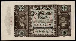 P89a Ro89a DEU-101a.  2 Million Mark 19.11.1923 UNC !!! - 2 Millionen Mark