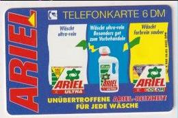 TK 30443 GERMANY - Chip K558 05.93 4000 DPR Ariel  MINT! - K-Series : Serie Clientes