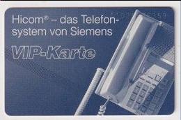 TK 30446 GERMANY - Chip K252 02.91 3500 DPR Siemens MINT! - K-Series : Serie Clientes