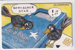 TK 30453 GERMANY - Chip K520 12.92 2.000 DPR Card Star MINT! - K-Series : Serie Clientes