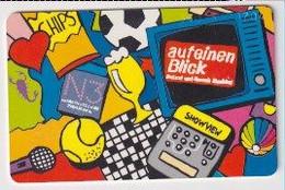TK 30457 GERMANY - Chip O210 02.94 7.000 DTMe Auf Einen Blick MINT! - O-Series : Series Clientes Excluidos Servicio De Colección