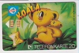 TK 30458 GERMANY - Chip K906 04.92 6.000 DPR Schöller Koala MINT! - K-Series : Serie Clientes