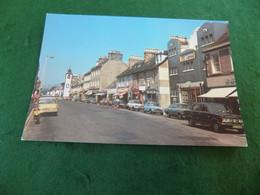 VINTAGE SCOTLAND: Newton Stewart Victoria Street Colour Shops Cars - Dumfriesshire