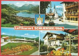 Luftkurort Schliersee, Oberbayern - Schliersee