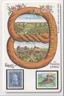 TK 30461 GERMANY - Chip K889 04.92 4000 DPR Deutsche Briefmarken-Revue MINT! - K-Series : Serie Clientes
