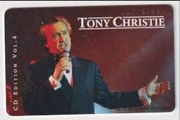 TK 30466 GERMANY - Chip O341D 03.94 5100 DTMe Tony Christie & Marktkauf MINT! - O-Series : Series Clientes Excluidos Servicio De Colección