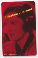 TK 30468 GERMANY - Chip K666 06.93 5000 DPR Fräulein Vom Amt  MINT! - K-Series : Serie Clientes