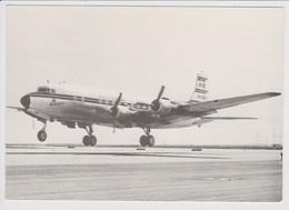 Rppc NorthEast Airlines Douglas Dc-6b Aircraft - 1919-1938: Between Wars
