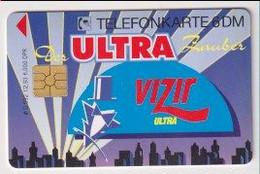 TK 30489 GERMANY - Chip O592 12.93 6.000 DPR Vizir Ultra  MINT! - O-Series : Series Clientes Excluidos Servicio De Colección
