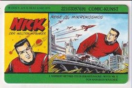 TK 30491 GERMANY - Chip K324B 09.92 6.000 DPR Nick Der Weltraumfahrer  MINT! - K-Series : Serie Clientes