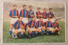 Squadra  F.C. Bologna  # Calcio #  Cartolina # - Voetbal
