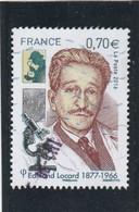 FRANCE 2016 EDMOND LOCARD OBLITERE YT 5043 - - Used Stamps
