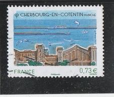 FRANCE 2017 CHERBOURG EN COTENTIN MANCHE OBLITERE YT 5163 - Used Stamps