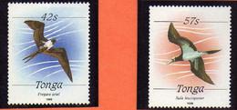 "Tonga 1988 - 2 Valeurs ""Oiseaux"" - Neuf ** - MNH - Andere"