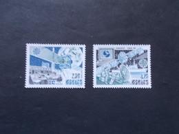 MONACO   -  CEPT   N°  1768 / 69  Année 1991  Neuf XX ( Voir Photo ) - 1991
