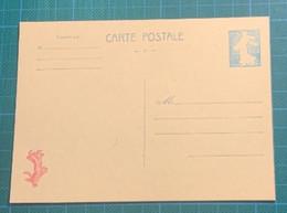 France Entier Semeuse De Piel - Storch N°1c 1960 - Teintes En Tête-bêche - RARE - Zonder Classificatie