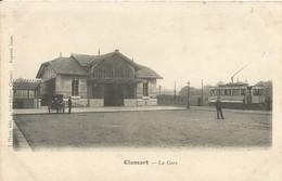 92  -  CLAMART  -  LA  GARE  /  Tramway - Clamart