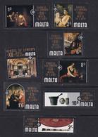 Malta: 1970   13th Council Of Europe Art Exhibition  MNH - Malta