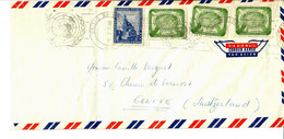 ONU UNO - Send To Geneva Switzerland - Cartas