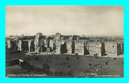 A909 / 155 ROME Roma Le Terme Di Caracalla - Non Classés