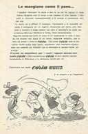 # SUOLE SCARPE CORIA PIRELLI 1950s Advert Pubblicità Publicitè Reklame Shoe Soles Schuhsohlen Semelle Suelas - Other