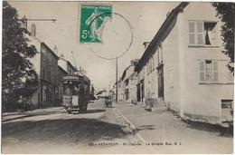 25   Besancon    Saint Claude -  La Grande Rue - Besancon