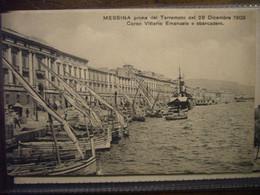 Corso Vittorio Emanuele - Messina