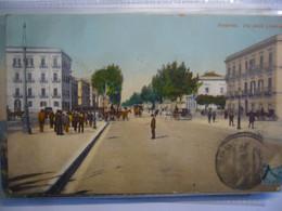Via Della Liberta      1911 - Palermo