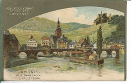 Kreuznach Alte Nahebrucke - Altri