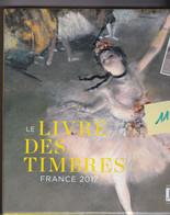 LE LIVRE DES TIMBRES FRANCE 2017 - Non Classificati