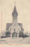 93 - Le Raincy - Le Temple Protestant - N°2 - Le Raincy