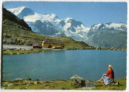 Schweizer Postbus,Austin-Healey,Borgward Arabella,Sustenpass, Ungelaufen - Buses & Coaches