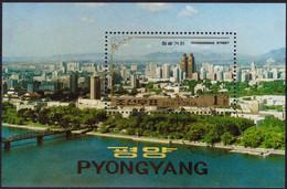 Corée Du Nord 1993 - Oblitéré - Rues - Michel Nr. Bloc 283 (prk689) - Corée Du Nord